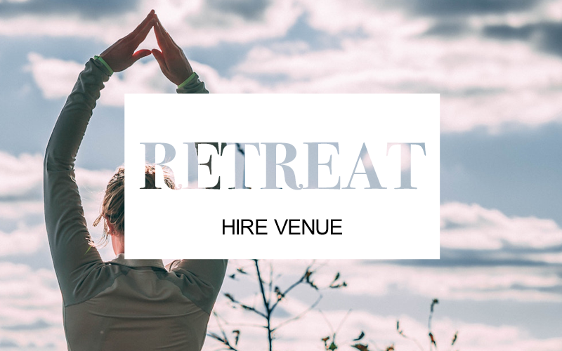 Retreat Hire in France