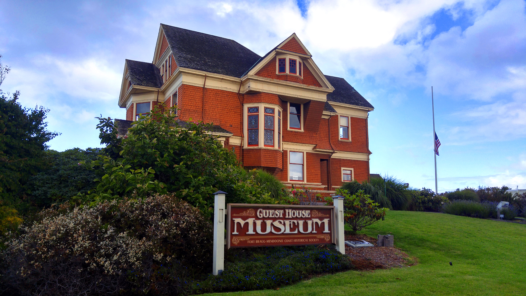 Guest House Museum brings Fort Bragg logging and Pomo history alive. Photo: Mary Charlebois