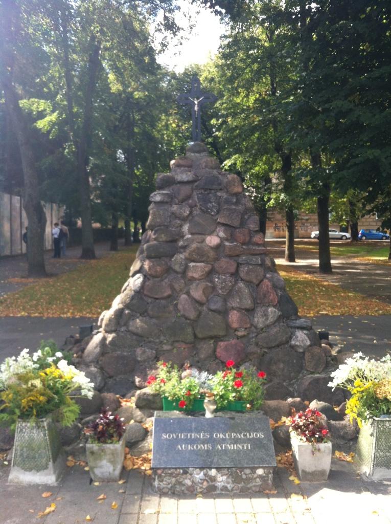 Museum of Genocide Victims in Vilnius