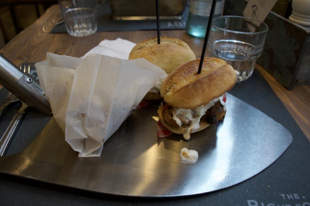 Foody Farm sandwiches