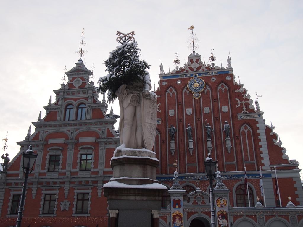 Riga, Latvia Christmas