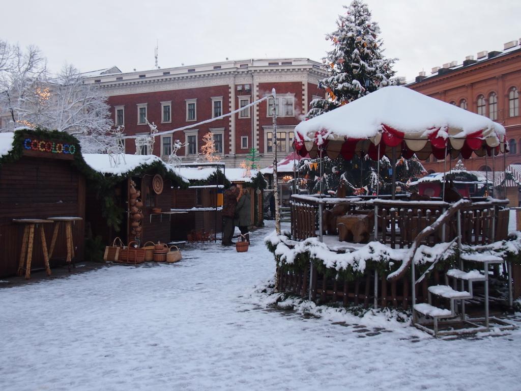 Riga, Latvia Christmas market