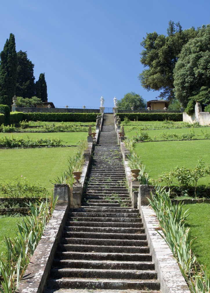 Free First Sunday Of The Month Bardini Gardens Florence In