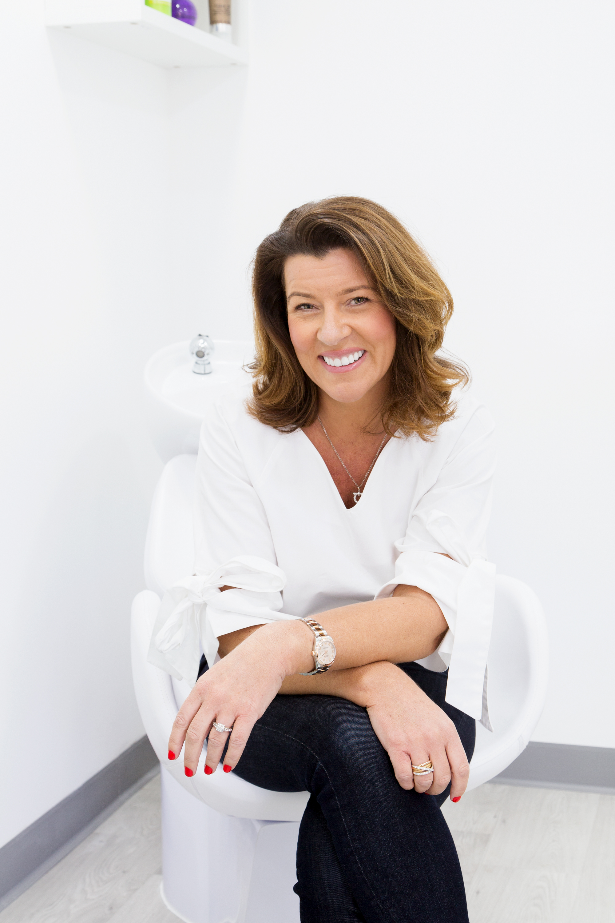 Roz Colthart, Founder of Salon Studios