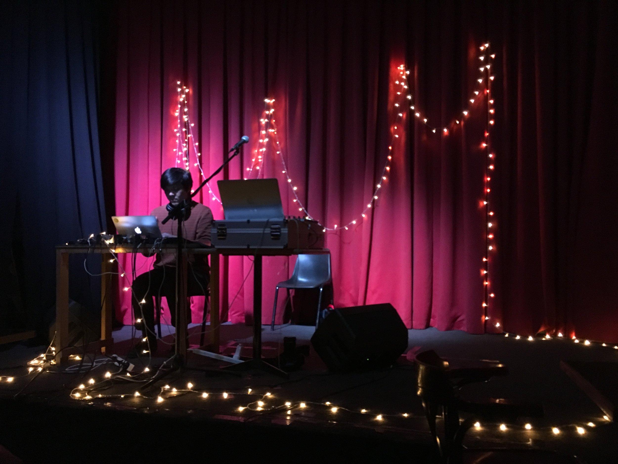 Audio Playground - Jon Tjhia
