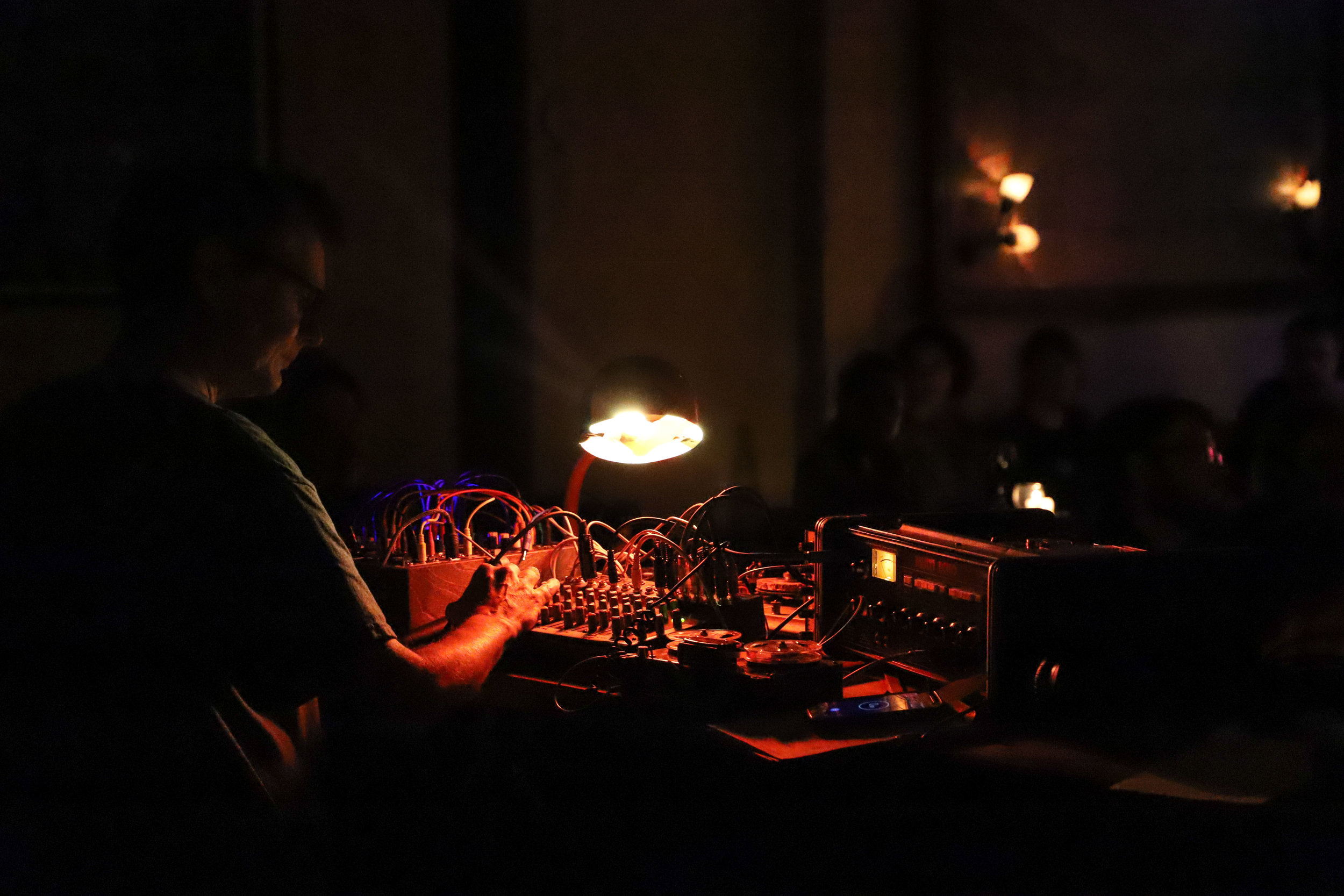 Audio Playground - John Jacobs