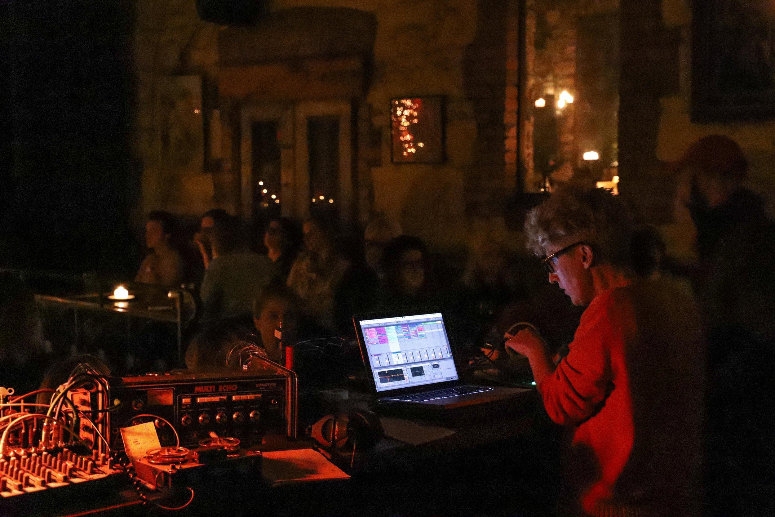 Audio Playground - Camilla Hannan