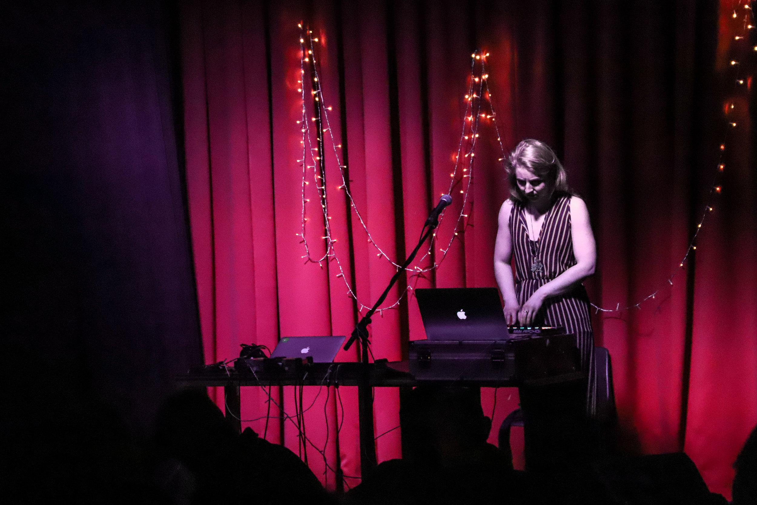 Audio Playground - Michelle Macklem