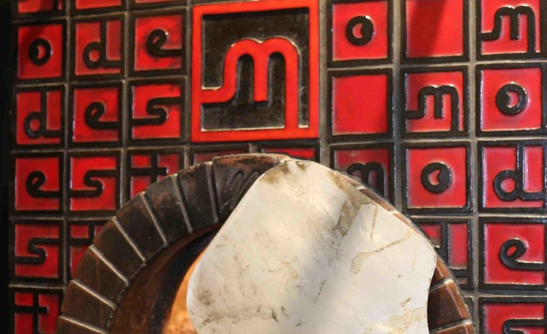Modesto's beloved and well-used mugnaini oven