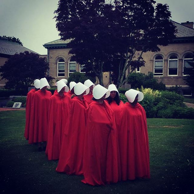 Handmaids in Falmouth - Photo by Jill Erickson