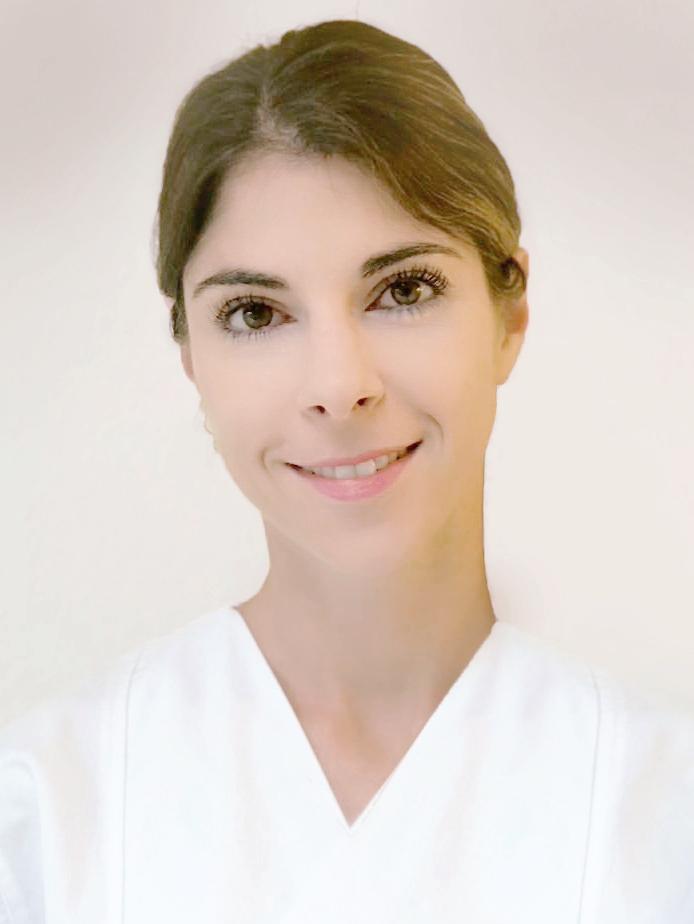 Angelika Mundel, Assistenz Ärztin
