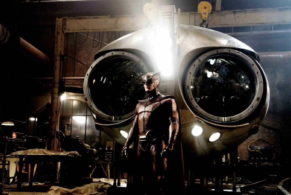 Patrick Wilson as Nite Owl II in  Watchmen  via Warner Bros.