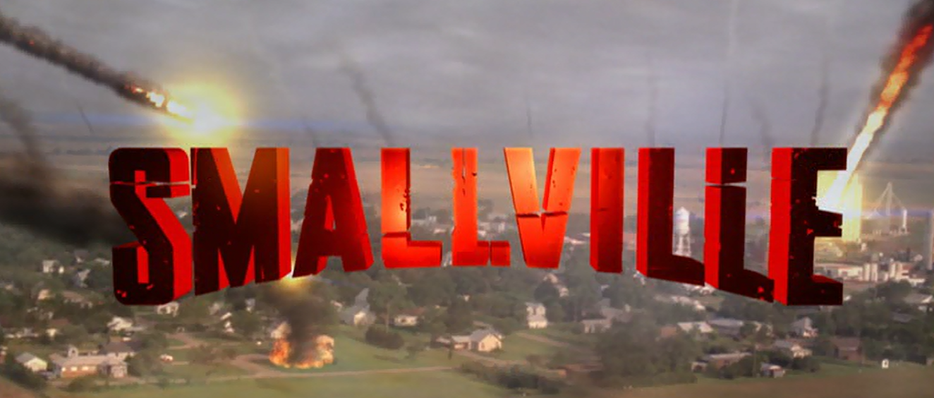 Smallville opening title