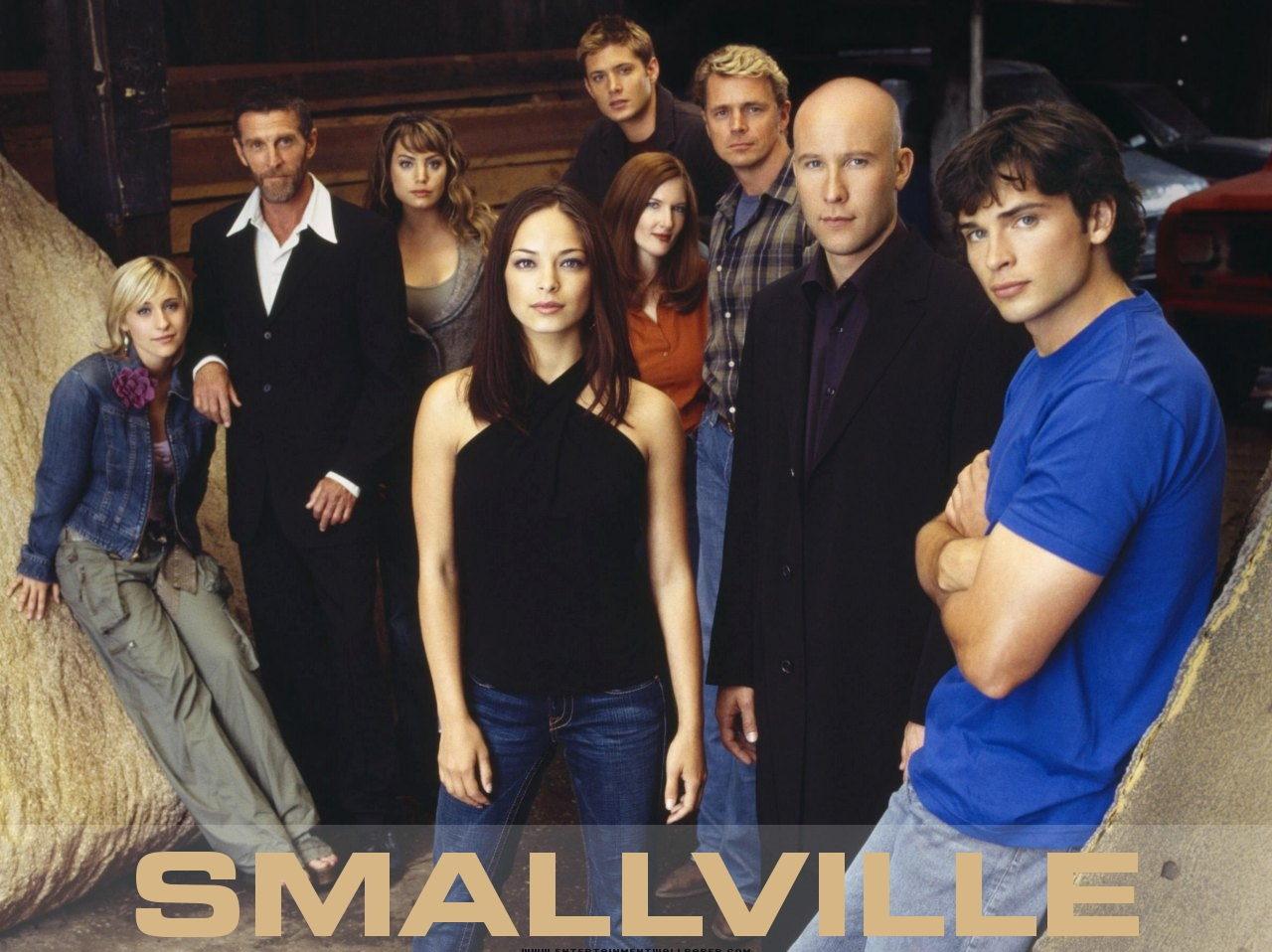 Smallville  season 4 promo