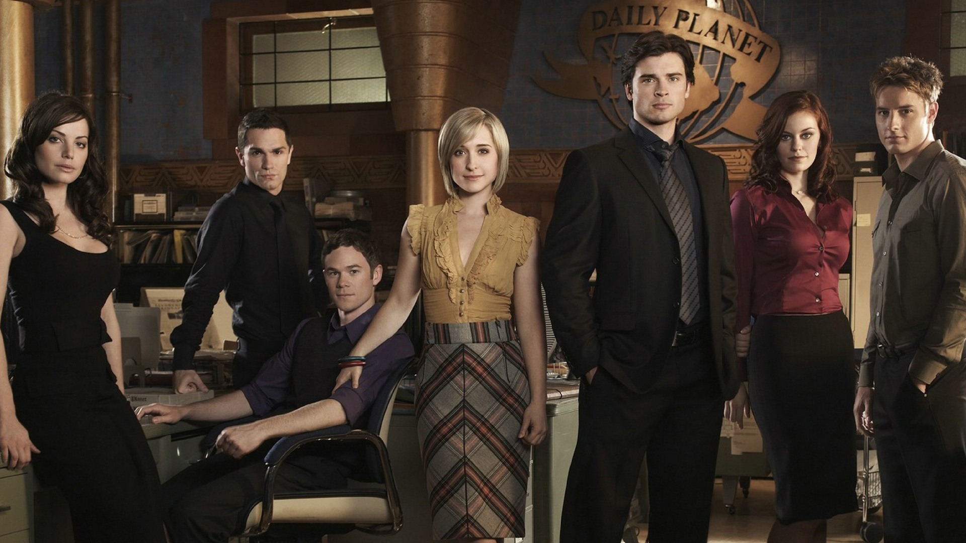 Smallville  season 8 promo