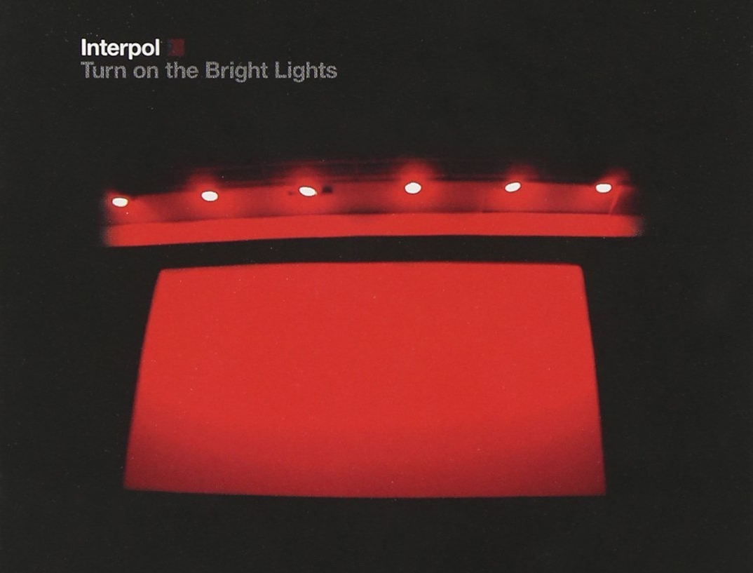 Turn on the Bright Lights album cover