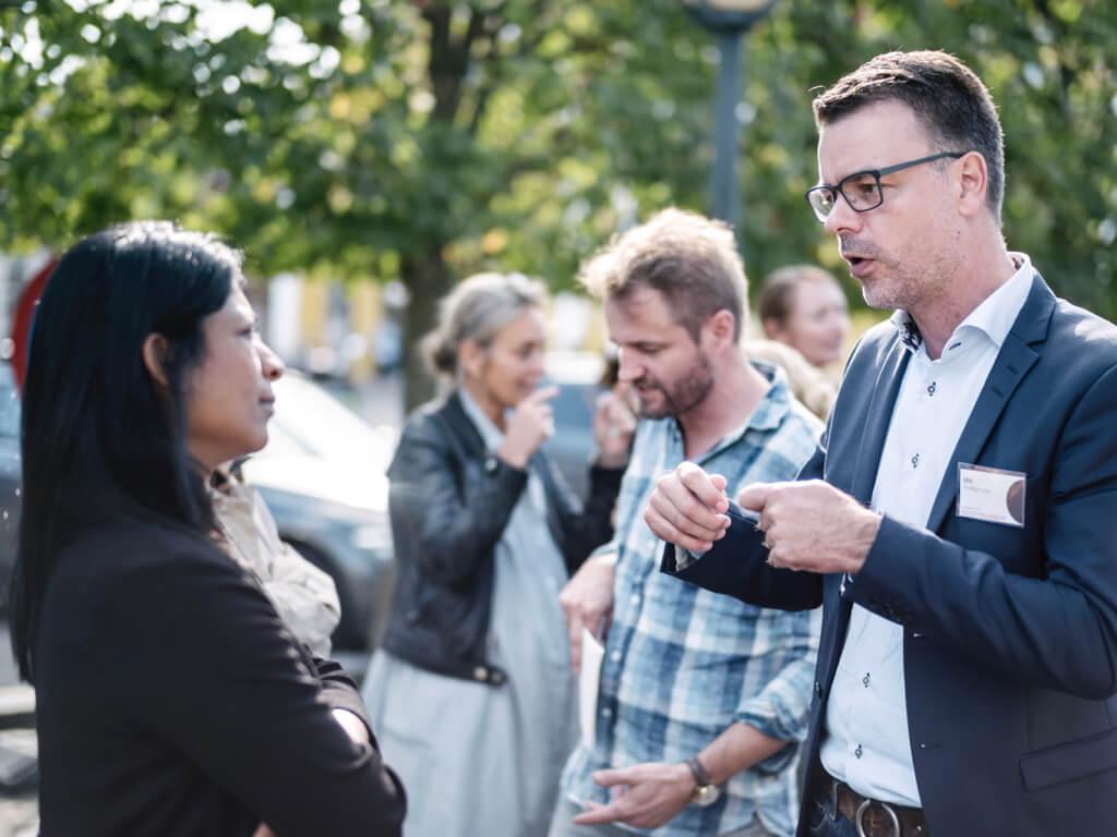 Lene Hjorth - CSR-direktør,Jyske Bank