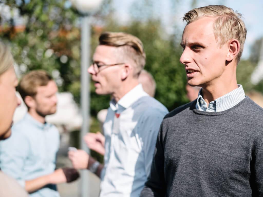 Sanne Urbak - CSR-direktør,IBM Danmark