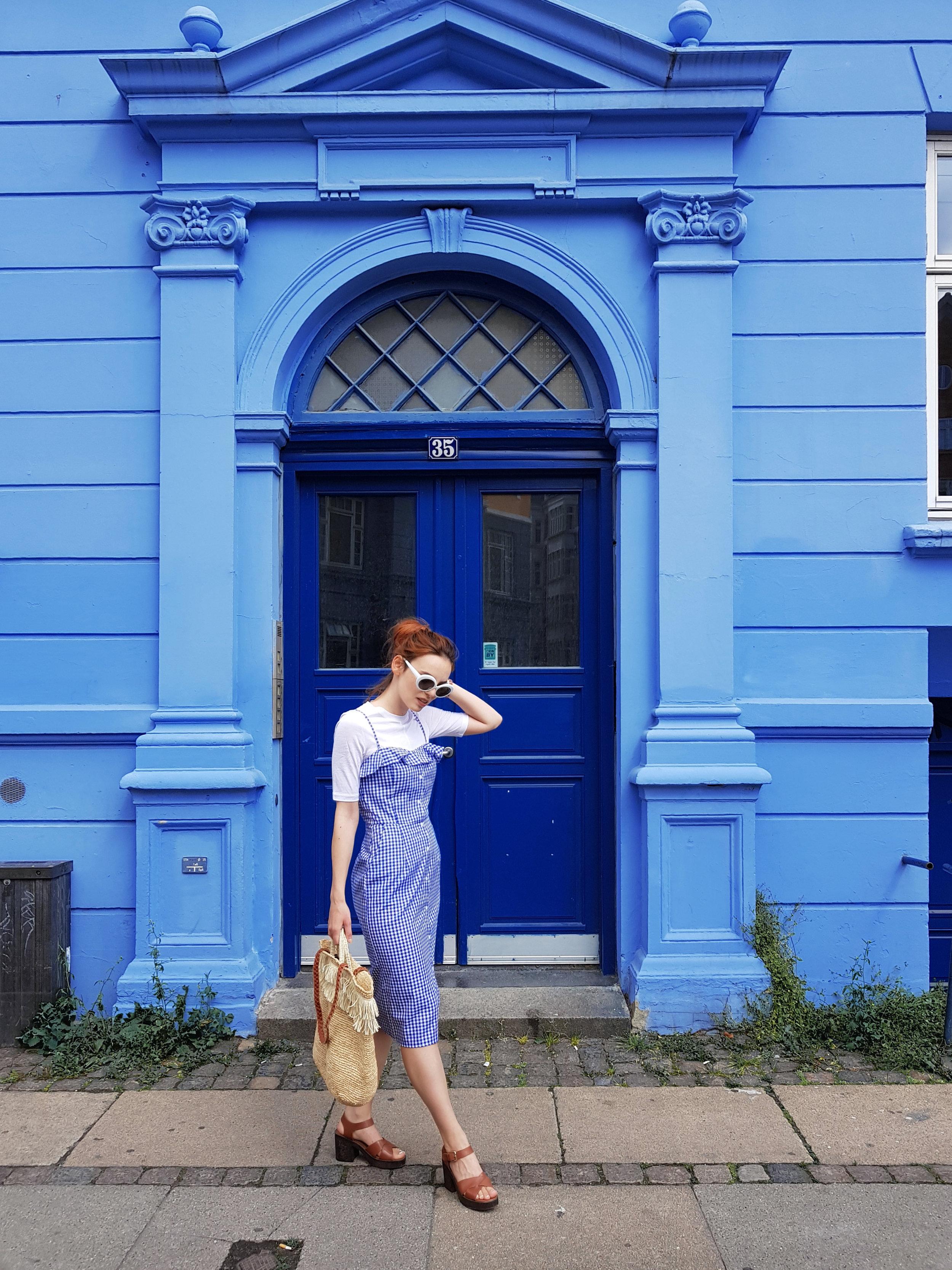 H&M dress // & Other Stories bag // Vagabond shoes