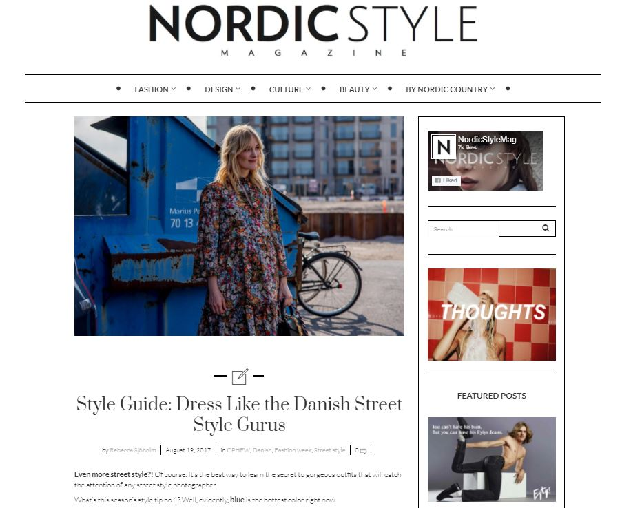 Nordic Style Mag - Style Guide: Dress Like the Danish Street Style Gurus