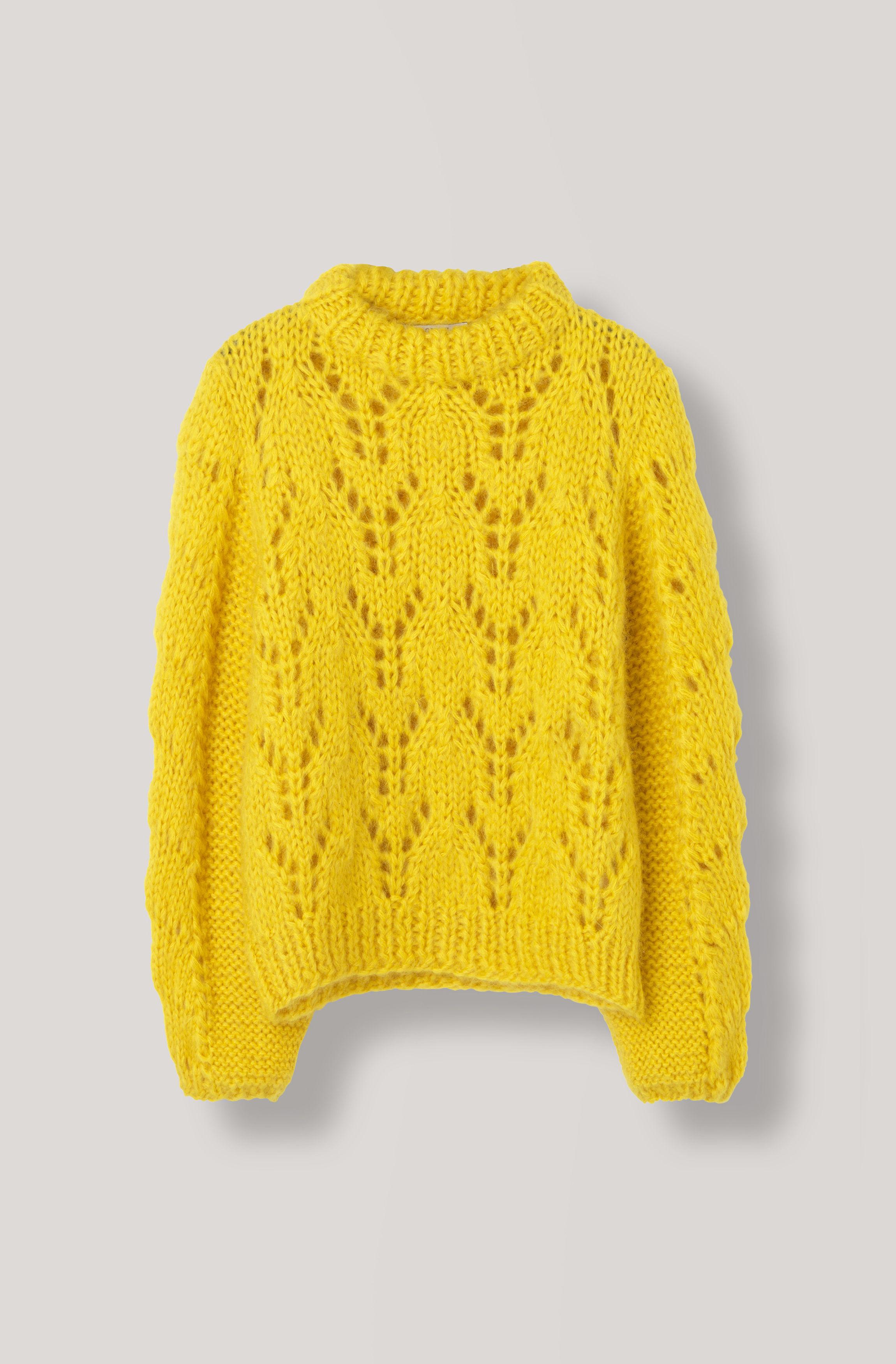 Ganni Julliard Mohair knit