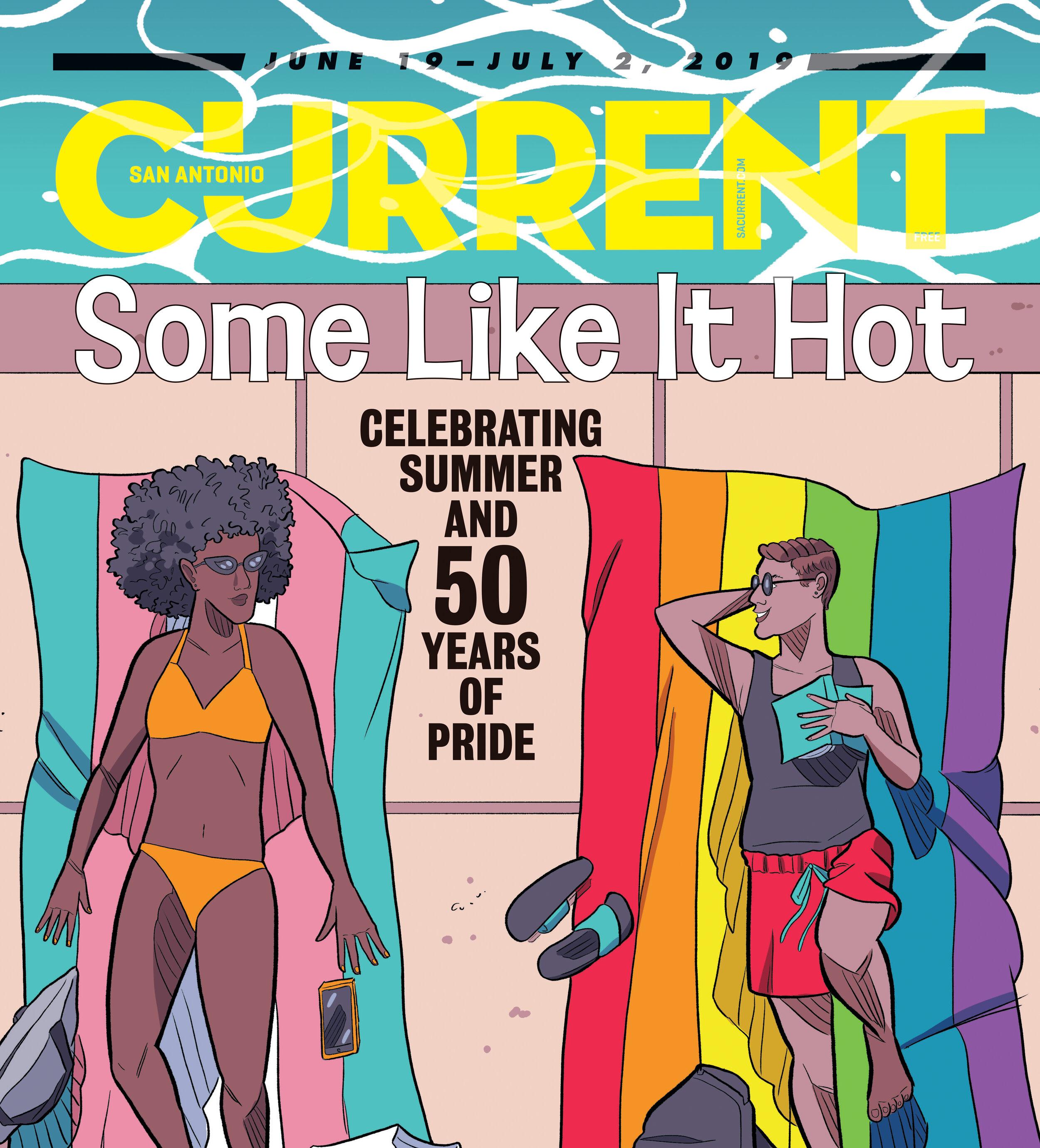 San Antonio Current: Pride 2019 Issue