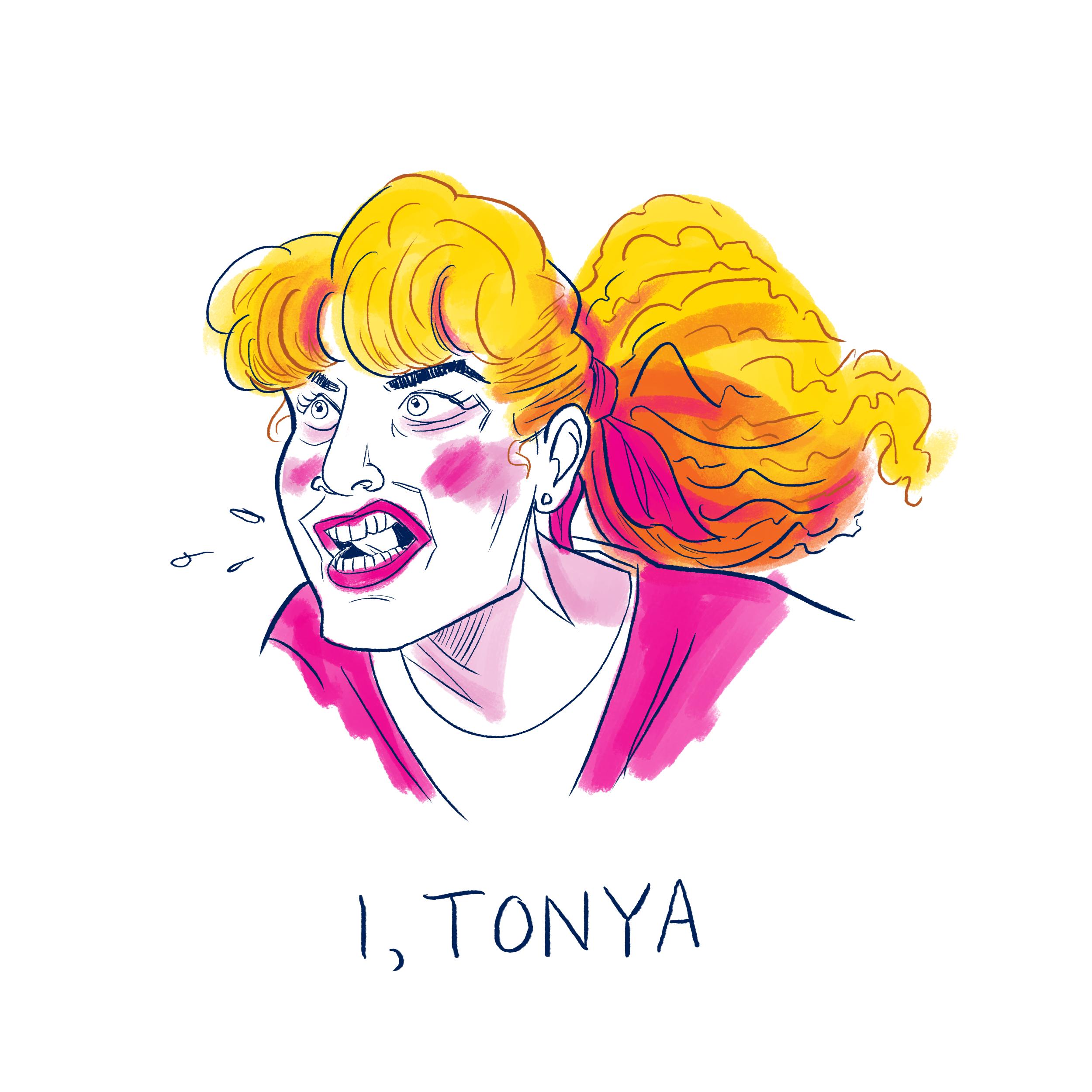 I, Tonya Fanart