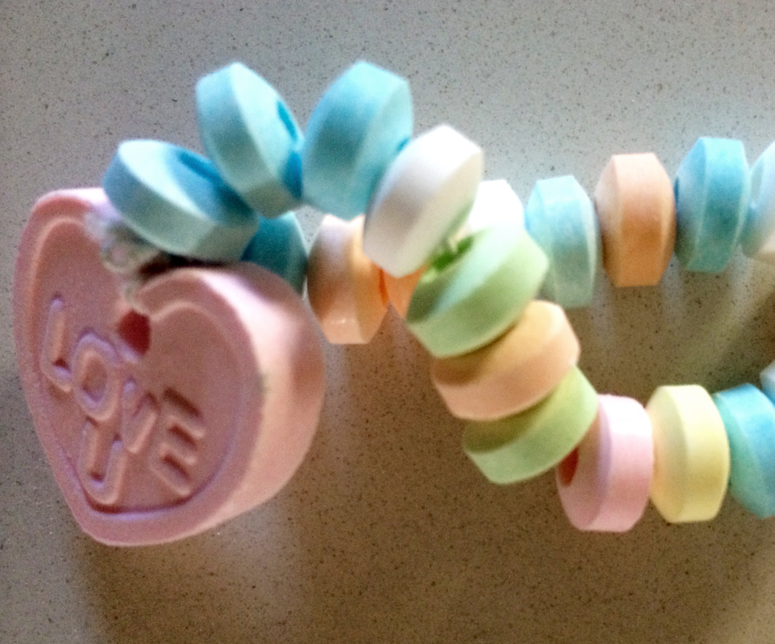 Candy Bracelets, Everyone!