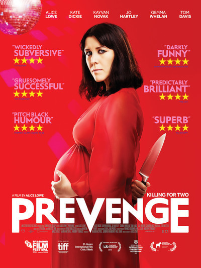 Awarded to  Prevenge