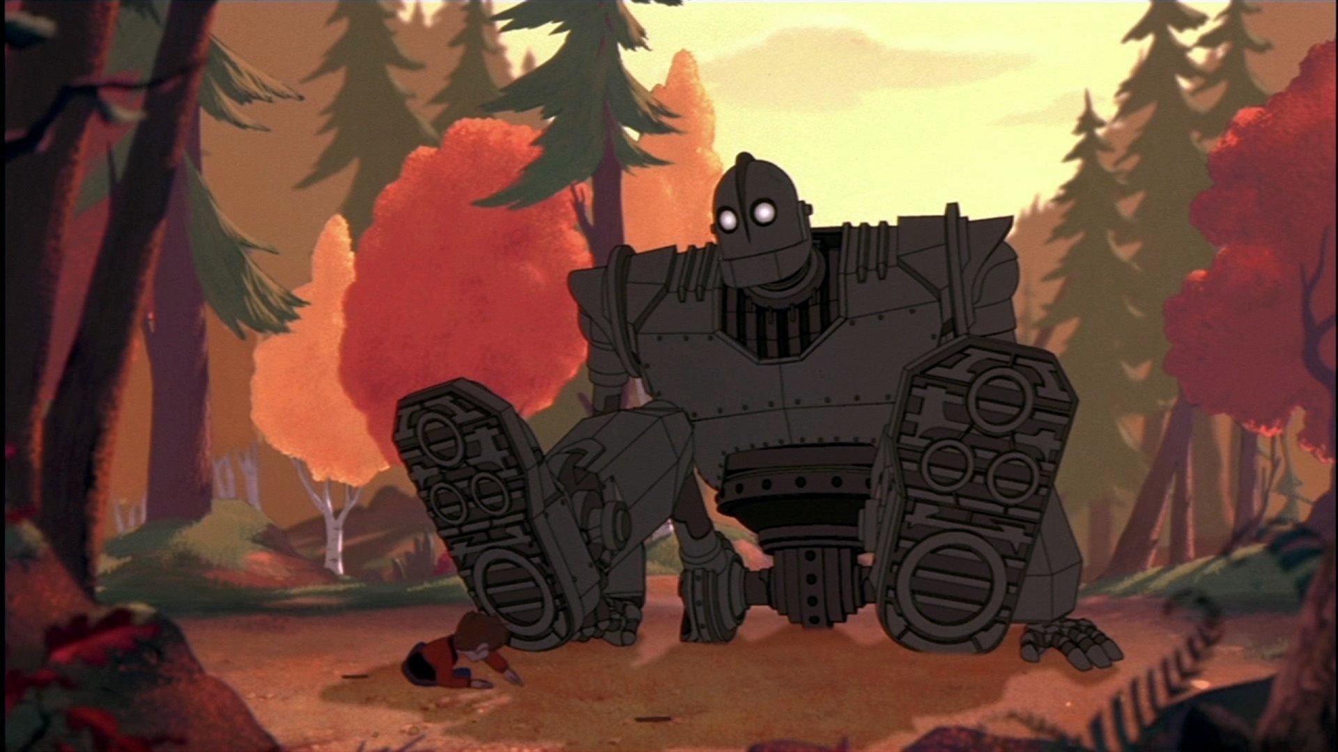 2. The Iron Giant