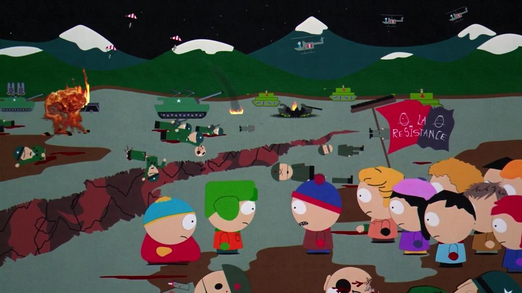 5. South Park: Bigger, Longer & Uncut