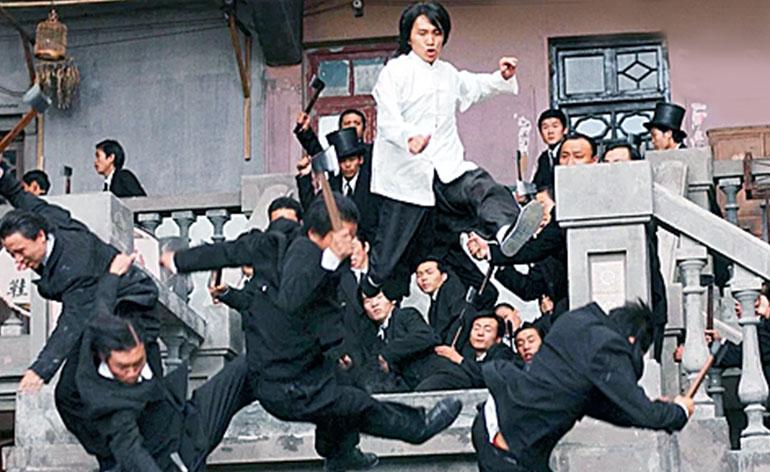 20. Kung Fu Hustle
