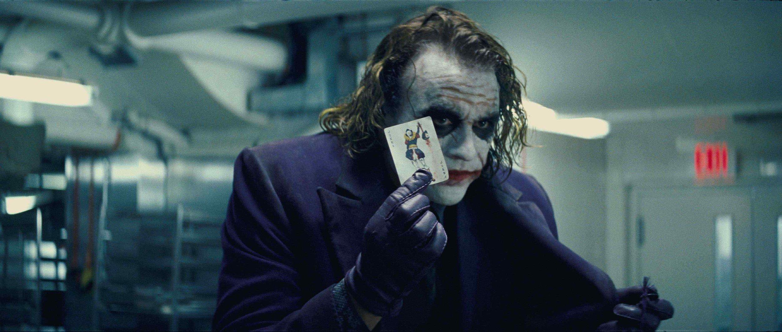 56. The Dark Knight