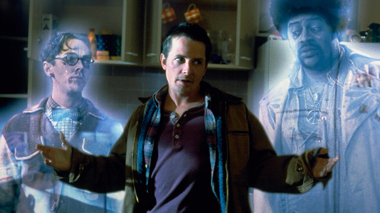 58. The Frighteners