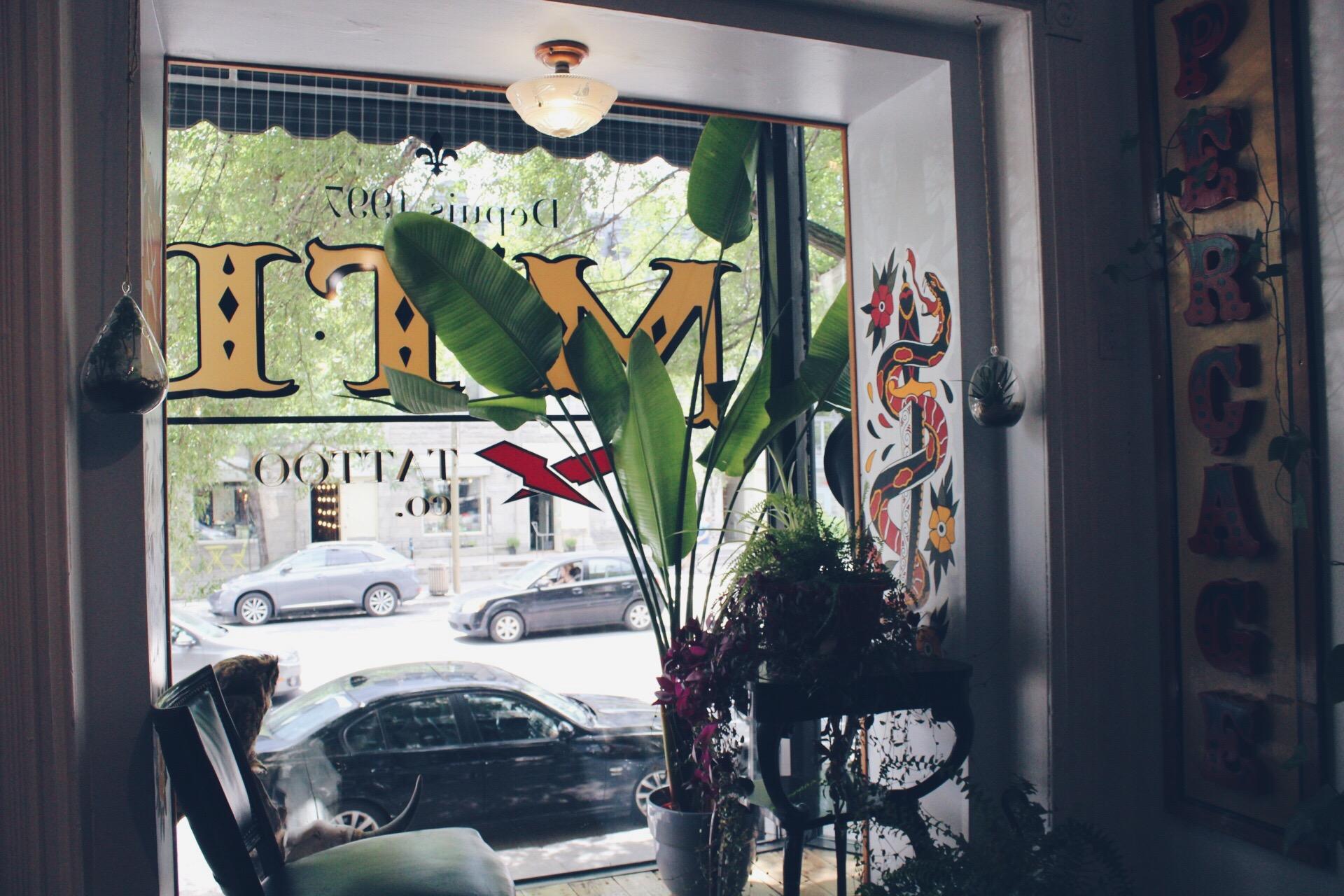 MTL Tattoo Sud  3933 Rue Saint Denis