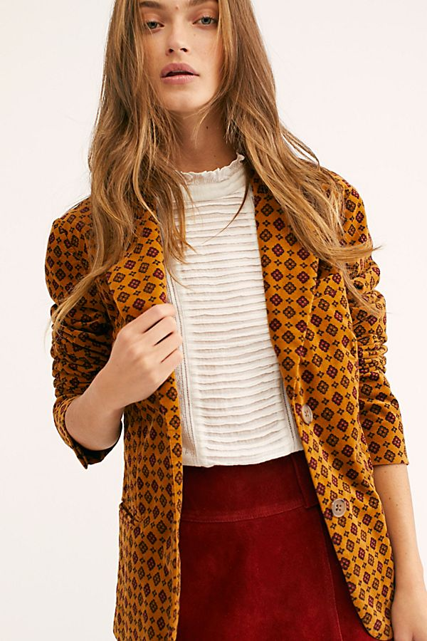 B-Line Blazer - Free People