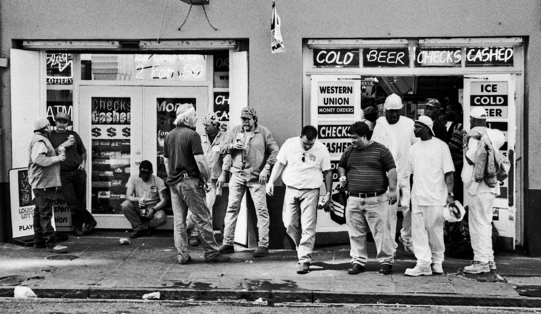 The Boys in the Hood, New Orleans