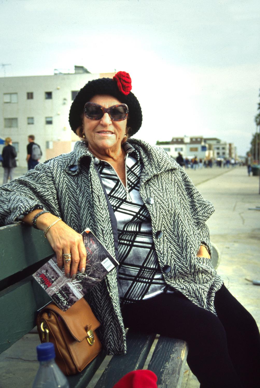 Venice Beach Lady