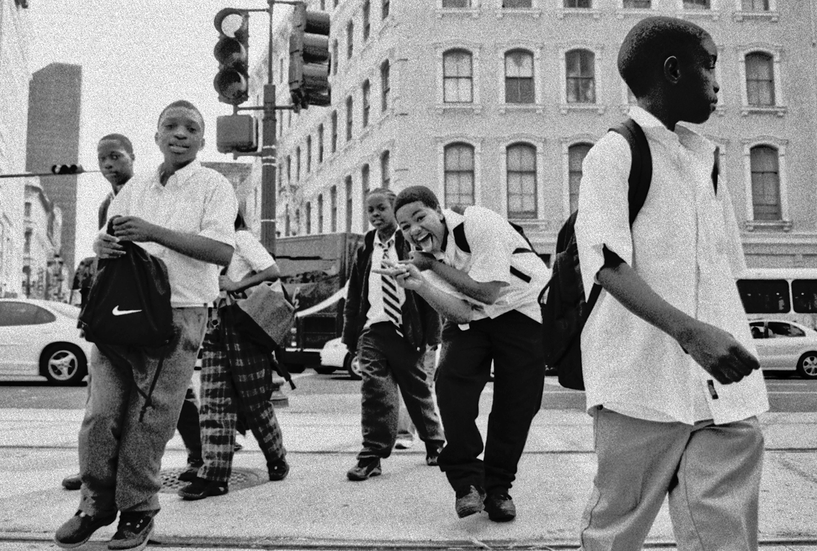 After School on Canal St., New Orleans