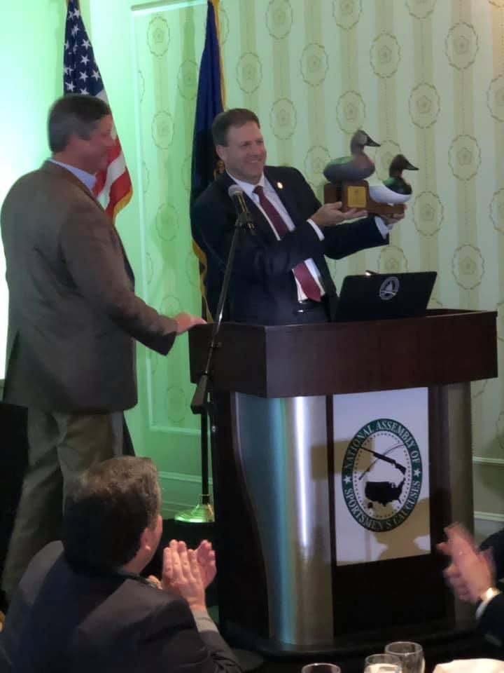 Photo | Governor Chris Sununu Facebook