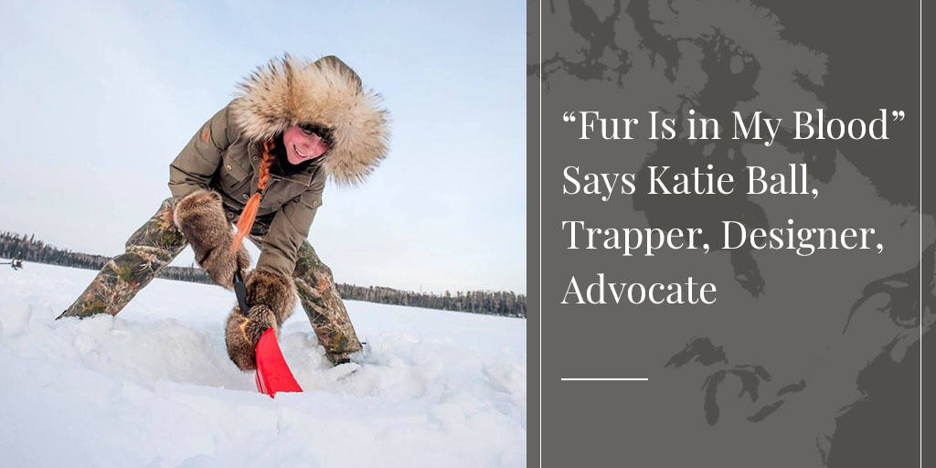 (Photo |  Truth About Fur  / Alyssa Lloyd,  Bushwoman Workshops .)