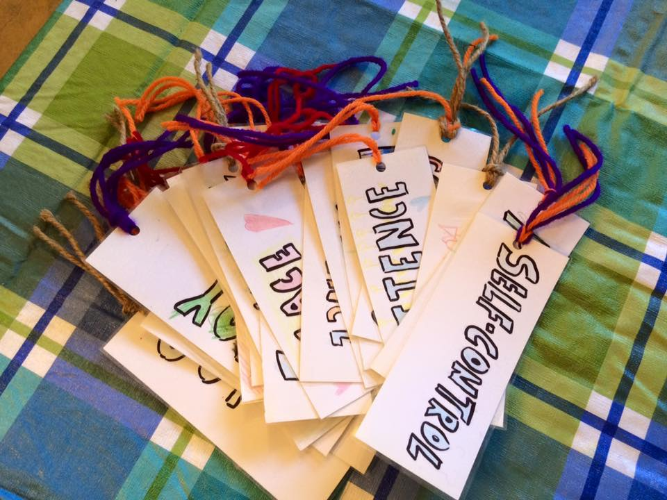 Kid's Bookmarks