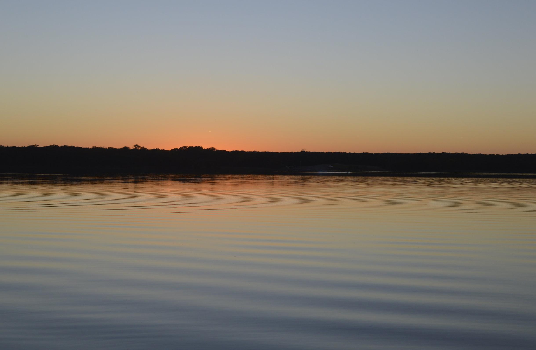 """""""Lake Murray at Sunset"""" taken by Amara DeFelice"""