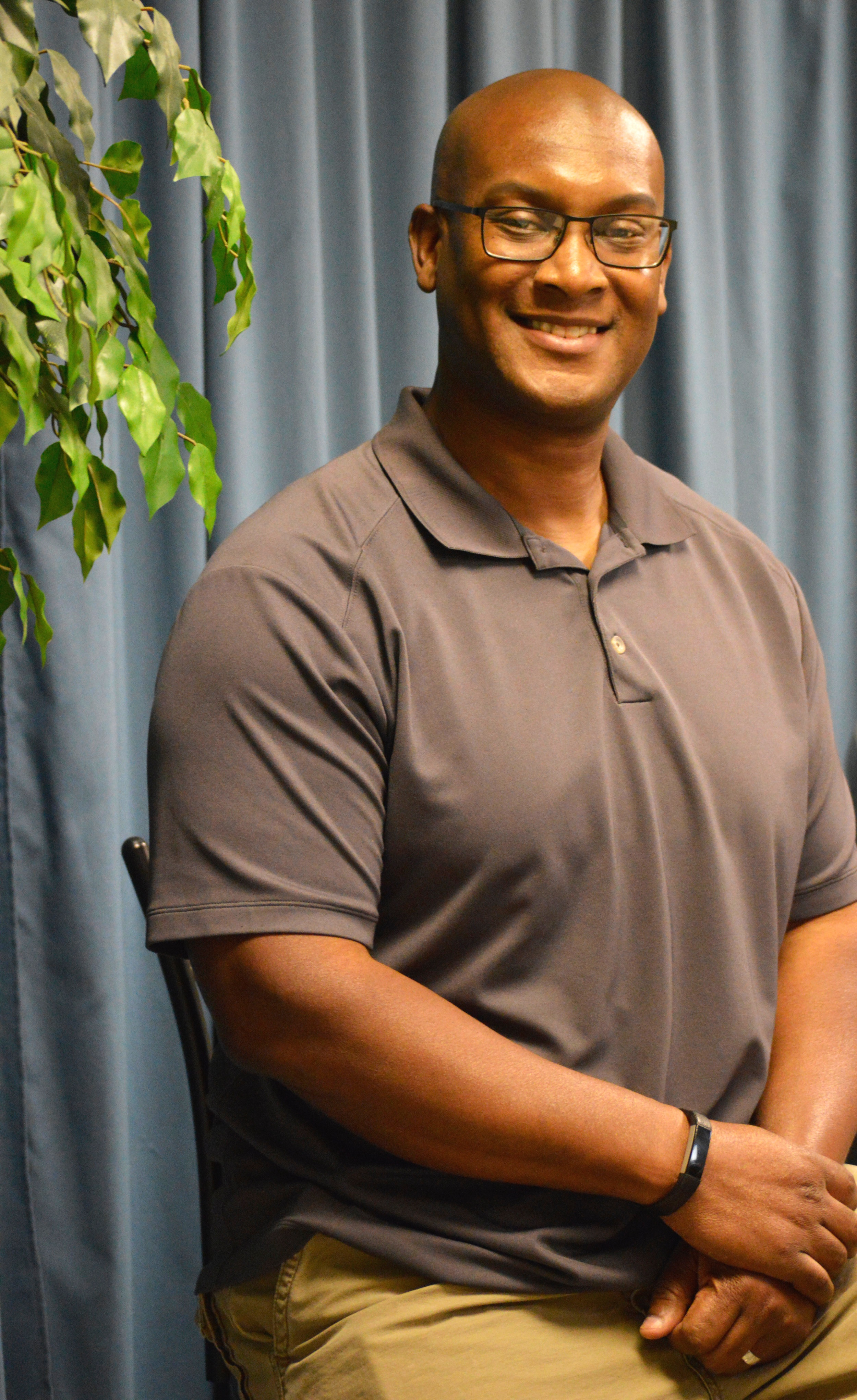 David Gibson - Deacon    David Gibson  is a newly indoctrinated deacon, here at our congregation in Irving. He has shown a great understanding in the Word and is highly skilled in conveying his thoughts and interpretations. Speaking on first and third sabbaths, it's agreed that his delight and excitement of what is written is truly infectious.