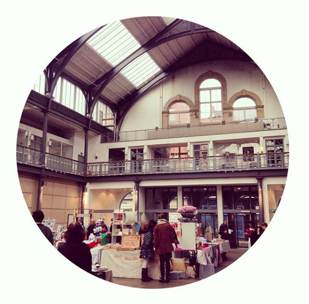 Etsy Made Local at The Briggait.