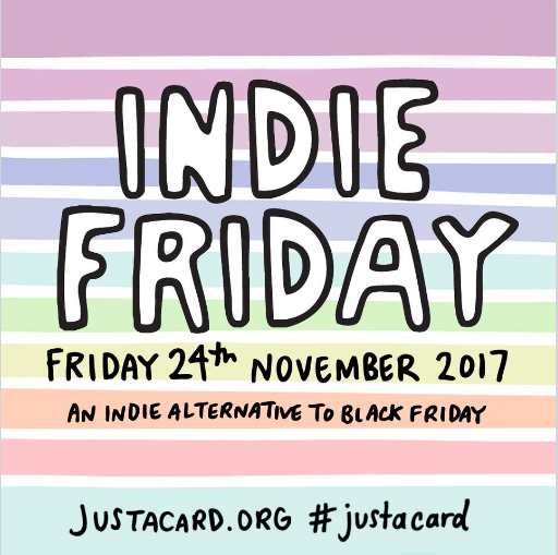 Indie Friday! #JACIndieFriday