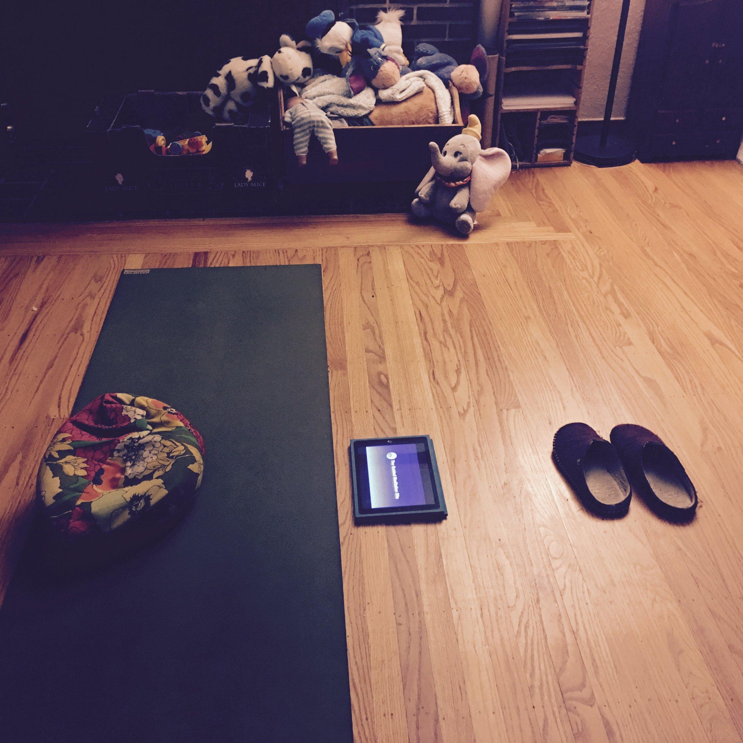 Making My Own Meditation Micro Habit