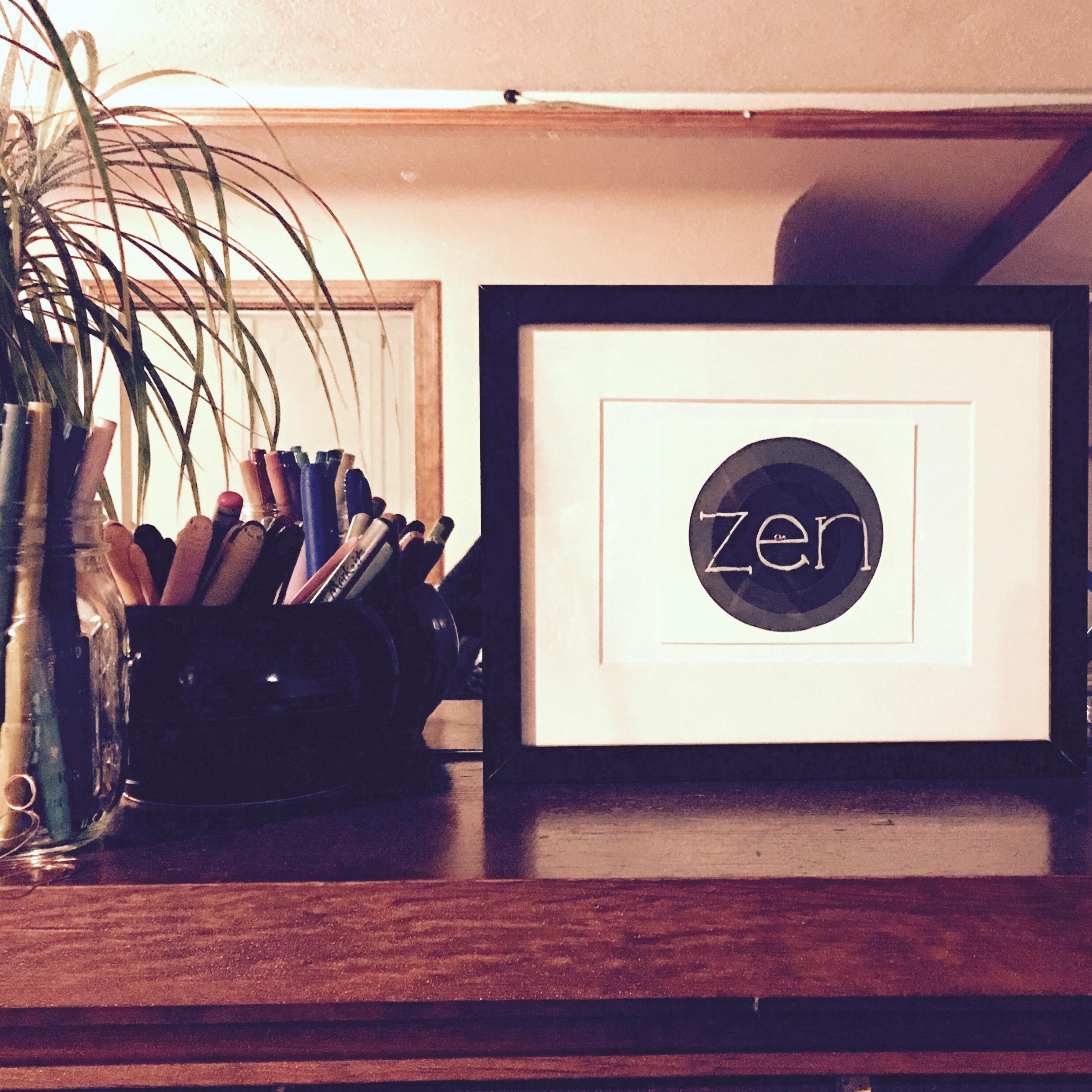 zen invitation