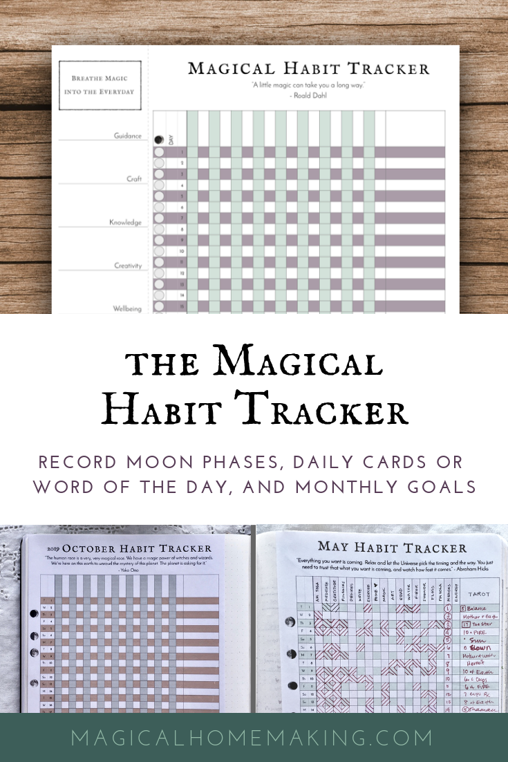 Magical Habit Tracker