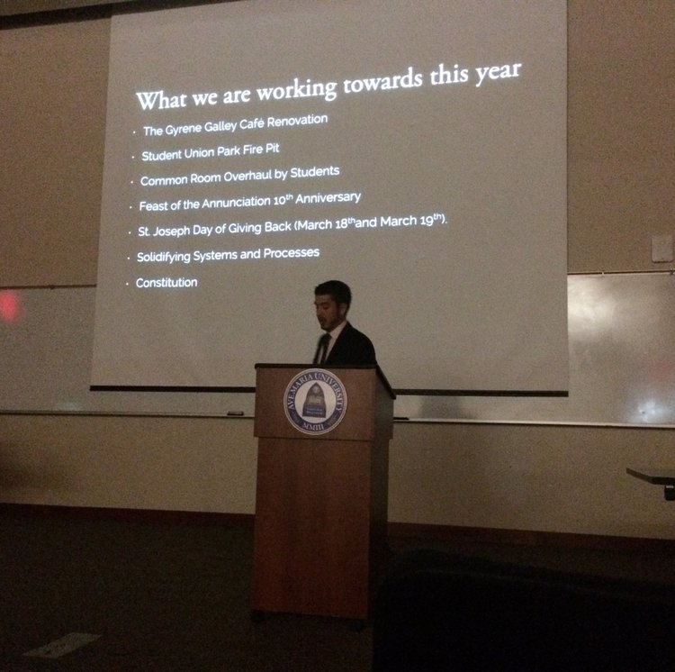 Ave Maria University Presentation